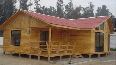 cabanas de madera