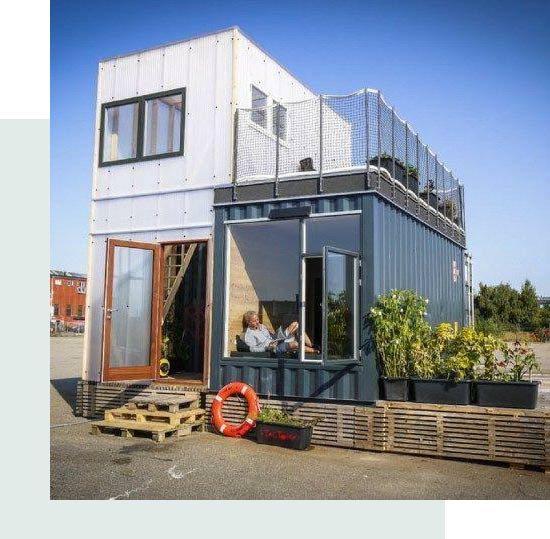 casas prefabricadas de containers