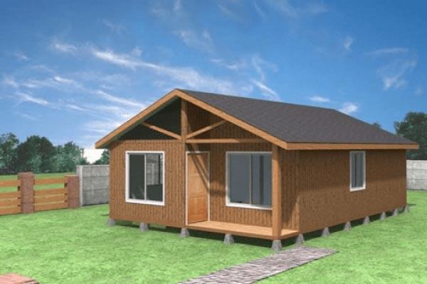 modelo cabana 3