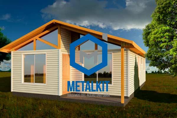 modelo casas metalcom